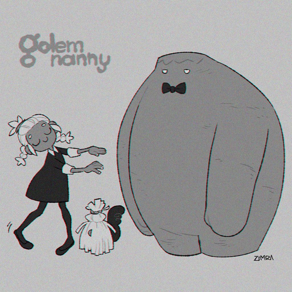 AddamsGolem